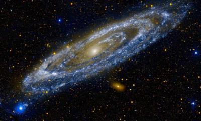 绚烂的仙女座星系