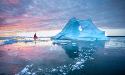 2020.07.25 - 迪斯科湾,格陵兰岛伊卢利萨特