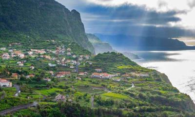 2021.04.21 - 马德拉岛的北海岸,葡萄牙
