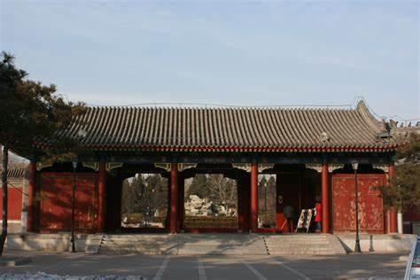 Peking University giriş kapısı-bing.com