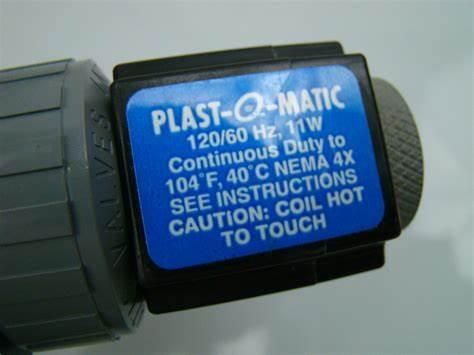 美国Plast-O-Matic球阀