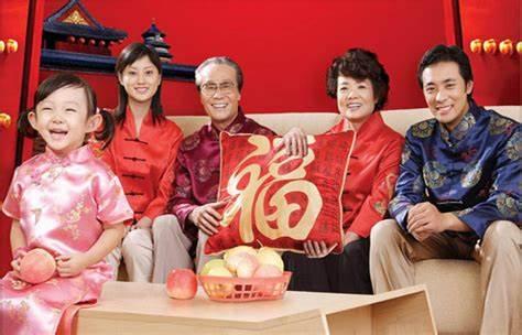 Çinli bir aile-bing.com