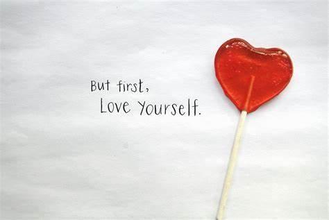 请你爱我之前先爱你自己